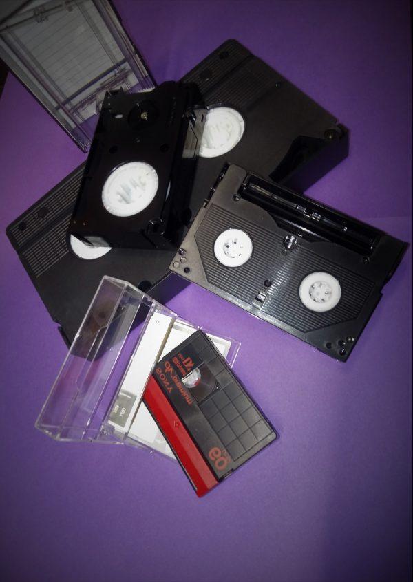 Numérisation Cassettes Vidéos VAR